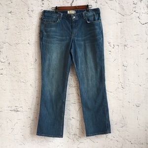 CARHARTT ORIGINAL FIT STRAIGHT LEG JEANS 16